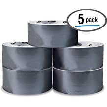 "Silver 12 Rolls per Duck Brand 284358 All-Purpose Duct Tape 1.88/"" by 45 yd."