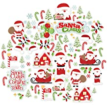 Pk 25 x A4  Papers *Deck the halls* papers for cards and crafts
