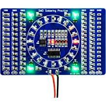 Gikfun 5MM White Led Blue Ray Lamp Panel Light Emitting Diode Lamp Plate DIY Kit AE1159