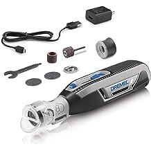 Dremel Outil Rotatif 3000-N//10 avec 10 accessoires Kit vitesse variable 220 V