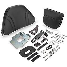 Show Chrome Accessories Black Deluxe Armrest Kit For 2018-2019 GL1800 52-926BK