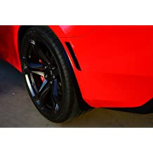 Compatible with 17-19 Honda Civic Type-R Front /& Rear ZL1 Addons Front /& Rear Deluxe Rock Guards