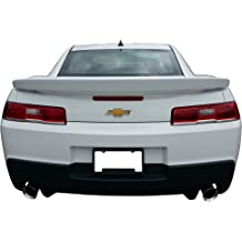 Factory Style Spoiler for the Camaro 2016-2018 Painted in the Factory Paint Code of Your Choice 568 Matte Black MTB