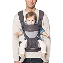 ERGOBABY 4 POSITION 360 BABY CARRIER RC 9149 12-33 LBS MOONSTONE