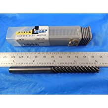 ISCAR Helimill Indexable End Mill 4 USE INSERT Cutting Diameter T8//53 1.125 Insert Shape /& Angle APKT And APKR Inserts Use Torx Key 90176; A Number of Inserts