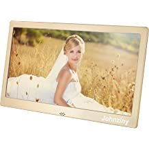 13.3 inch Digital Picture Photo Frame 1366x768 High Resolution Picture//Mp3//Video Player,with Remote Control//Calendar//12 Languages Function,with USB//SD//MMC//MS Card Port