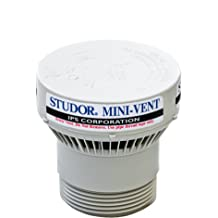 Studor 20336 X-pack with ABS Adapter with 1 1//2-Inch or 2-Inch Connection