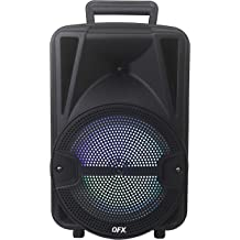 QFX PBX-82 TWS Ready 8 Rechargeable Party Speaker
