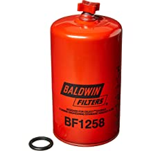 6 PACK BALDWIN FILTERS BT287-10 Hydraulic Filter,5-1//32 x 7 In