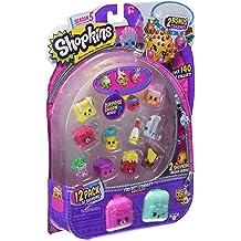Shopkins Happy places Aveugles Lot de 9